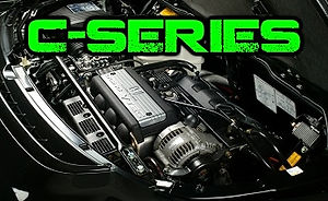 C-series Honda Engine Specs
