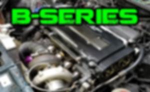 B-series Honda Engine Specs