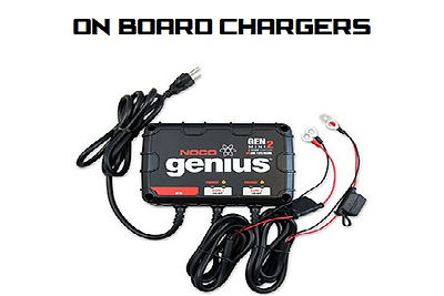 Noco Genius On Board Chargers