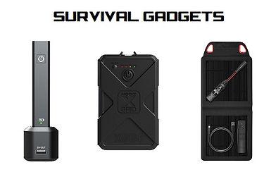 Noco Genius Survival Gadgets