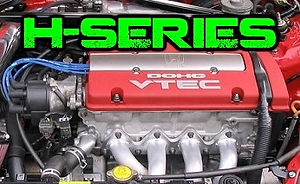 H-series Honda Engine Specs