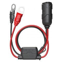 12 Volt Plug with Eyelet Terminals