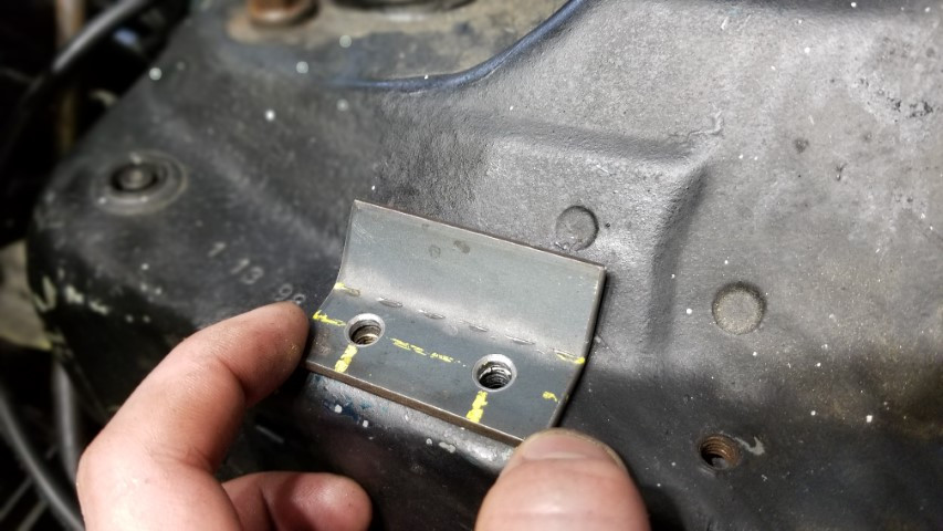Test Fitting Boost Controller Mount