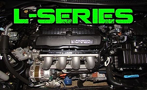 L-series Honda Engine Specs