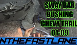 Sway Bar Bushing How To Replace Chevrole