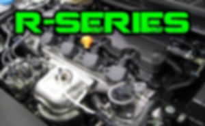 R-series Honda Engine Specs