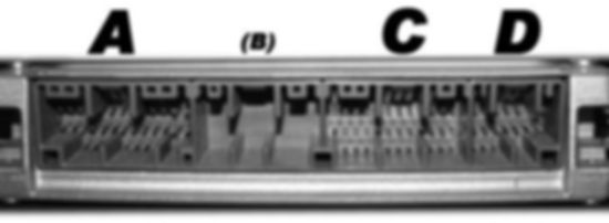 OBD2A Connector A Pinouts
