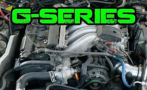 G-series Honda Engine Specs