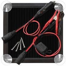 2.5 Watt Solar Battery Charger/Maintainer