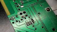 Joint De-soldered