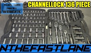 CHANNELLOCK 136 PIECE PROFESSIONAL MECHA