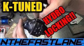 K-TUNED FPR Hydro Locking  & Leaking Sol