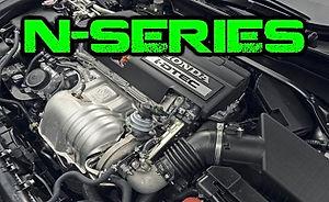 N-series Honda Engine Specs