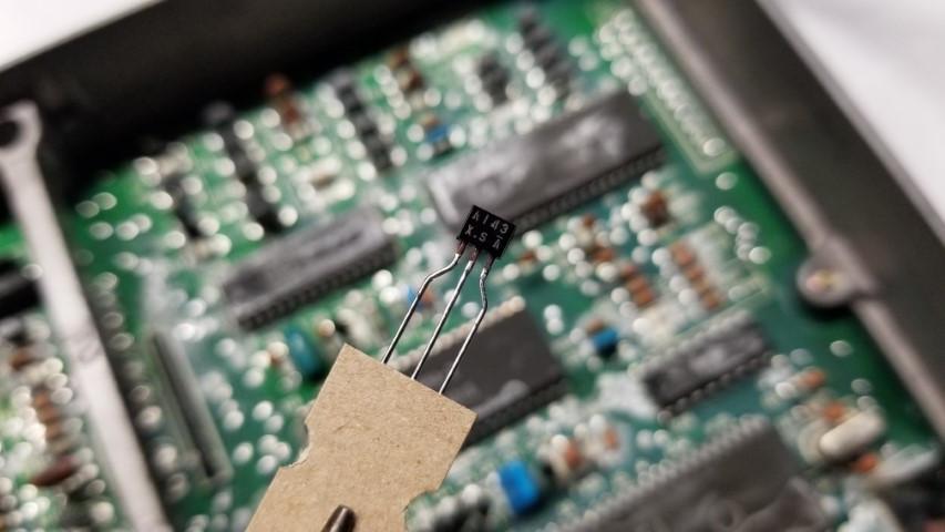 PNP Digital Transistor A143XSA