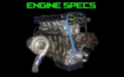 Honda ENGINE SPECS