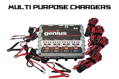 Noco Genius Multi Purpose Chargers