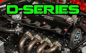 D-series Honda Engine Specs