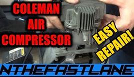 AIR COMPRESSOR REBUILD KIT COLEMAN POWER