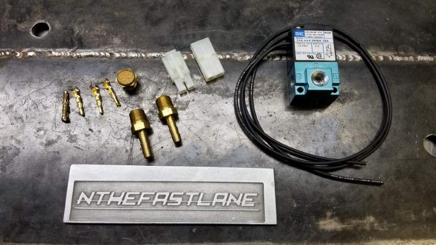Electronic Boost Controller Kit