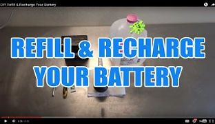 REFILL & RECHARGE YOUR BATTERY HOW TO.jp