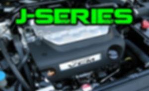 J-series Honda Engine Specs