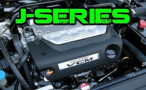 J-series Honda Engine Specs