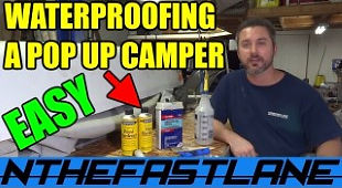 Inexpensive Pop Up Camper Waterproofing