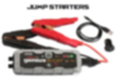 Noco Genius Jump Starters