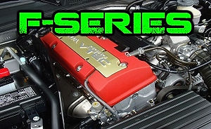 F-series Honda Engine Specs