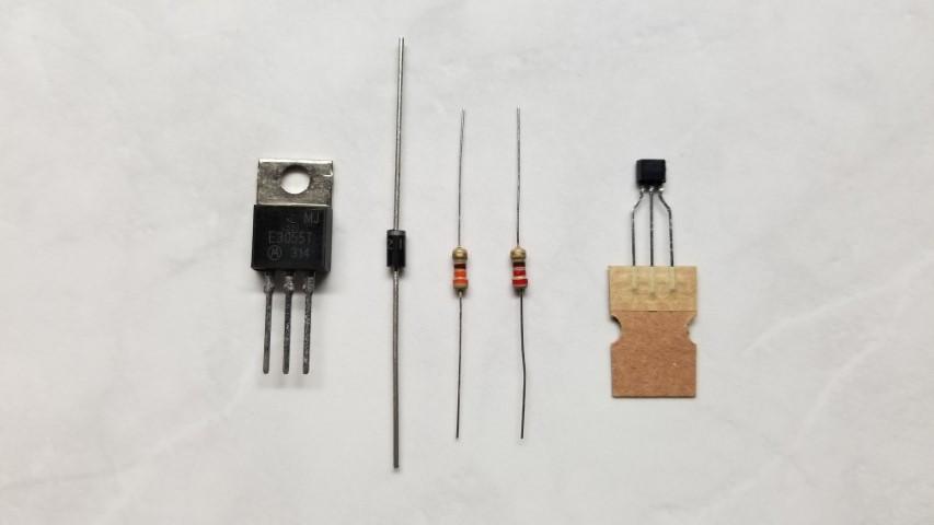 PWM Boost By Gear ECU Chipping Kit