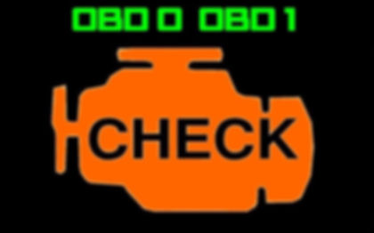 OBD0-OBD1 Check Engine Codes