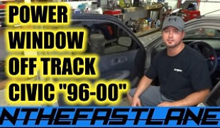 Power Window The Off Track Solution (Hon