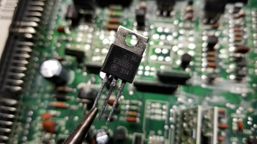 Transistor E3055T 314