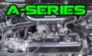A-series Honda Engine Specs