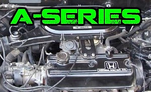 A-series Honda Engine Specs