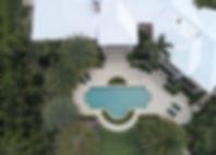 Vista aérea de un hogar y Propiedades