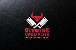 Vitrine Vermelha