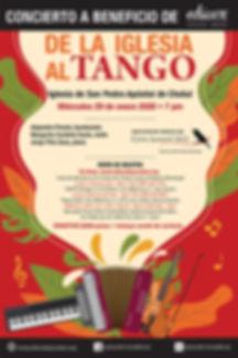 Cartel_Concierto De la Iglesia al Tango_