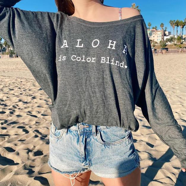 Aloha Long-Sleeve