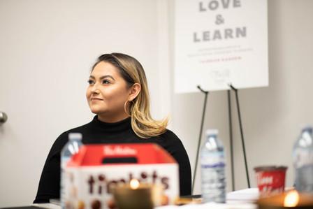 Love & Learn: November 25 Seminar
