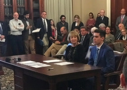 Senator Creem at ENRA hearing