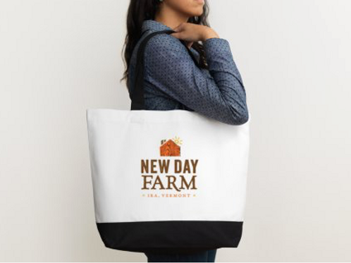 Strong Canvas Tote Bag