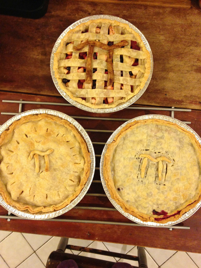 Who Doesn't Like Pi?