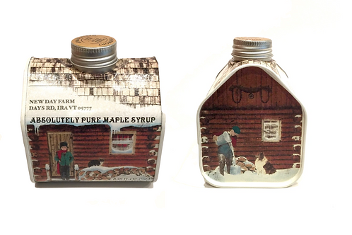 Maple Syrup - Log Cabin tins