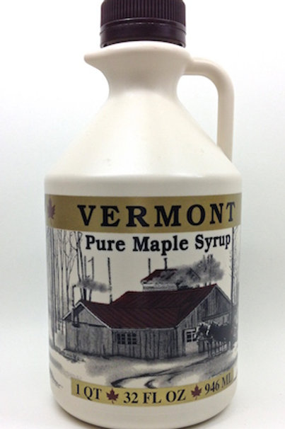 Maple Syrup -plastic