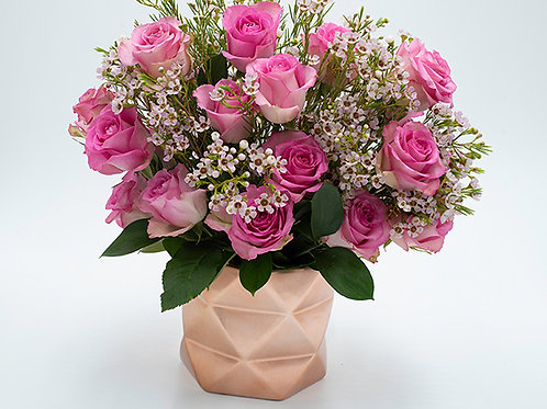 Darline bouquet (Private courier or pickup only. Delivery: North Miami-Boca)