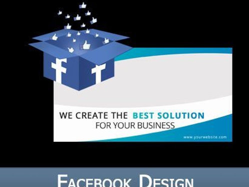 DESIGN FACEBOOK PAGE