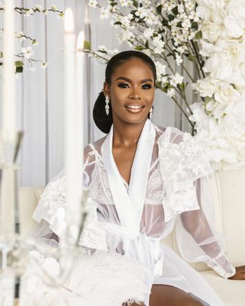 Bold Bridal Elegance