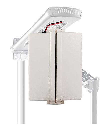 Bateria para Luminária Solar 20 W All-in-One para postes de 3 a 4 m 2.000 Lúmens