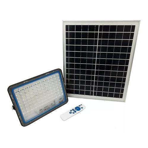 Refletor Solar Slim 120 W Ultra Fino com Controle